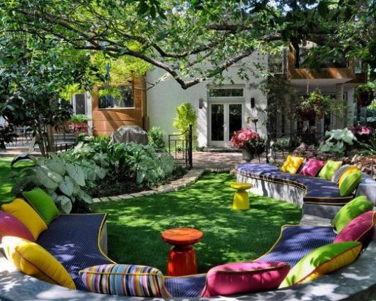 Güzel Bahçeler için Sıra Dışı Fikirler
